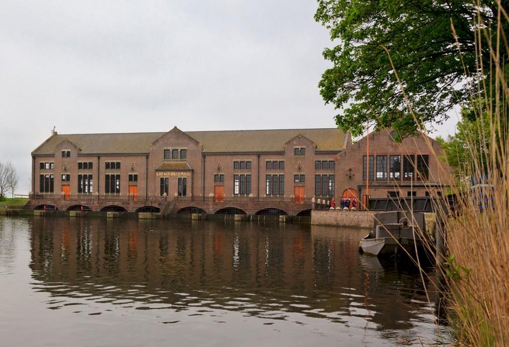 Het werelderfgoed Woudagemaal in Lemmer is een bezoek meer dan waard.