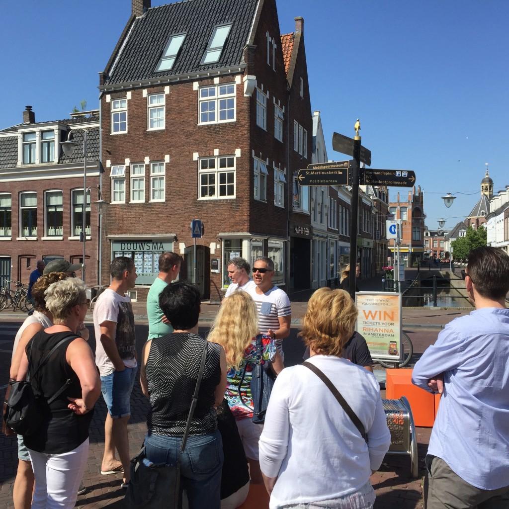Combineer een bezoek aan Friesland met een Stadswandeling